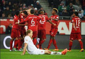 """Augsburg - Bayern: """"Song sát"""" đáng sợ"""