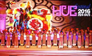 Khai mạc Festival Huế 2016: Hội tụ tinh hoa