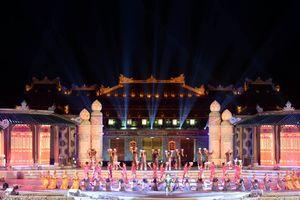 Ấn tượng màn nghệ thuật khai mạc Festival Huế 2016