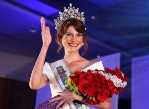 Vẻ đẹp gợi cảm như thiên thần Victoria's Secret của Hoa hậu Panama 2016
