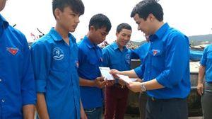 Nhiều hoạt động hỗ trợ ngư dân miền Trung