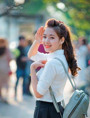 Nữ sinh xinh xắn, đa tài của ĐH Điện lực Hà Nội