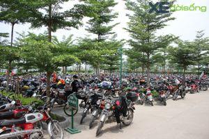 Hội ngộ Honda 67 thu hút cả ngàn người tụ về Hà Nội