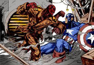 Captain America - Siêu anh hùng mang trên vai biểu tượng của xứ Cờ Hoa