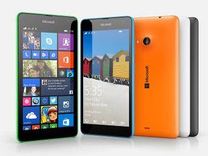 10 điện thoại Windows Phone phổ biến nhất thế giới