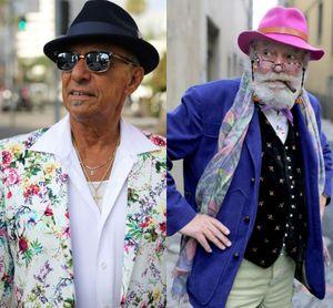 Ai nói 60 tuổi là già khi mặc đẹp như thế này