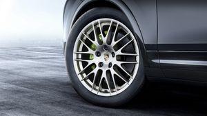 Porsche Cayenne Platinum Edition trình làng, giá từ 1,67 tỷ Đồng