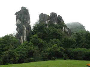 Dạo chơi khu thắng cảnh Thất Tinh - công viên lớn nhất Quế Lâm