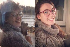 """Giật mình những hình ảnh bố mẹ và con cái giống hệt nhau tựa như """"cặp sinh đôi"""" vượt thế hệ"""