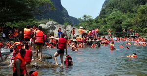 Quảng Bình: Đón 62.000 lượt khách du lịch dịp nghỉ lễ