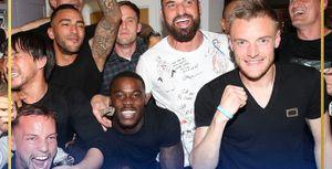 'Đột nhập' tiệc ăn mừng của Leicester ngày vô địch Premier League