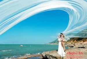 3 bãi biển chụp ảnh cưới đẹp mê hồn ở Nghệ An