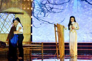Nhật Kim Anh khiến Giao Linh xúc động khi hát 'Lòng mẹ'