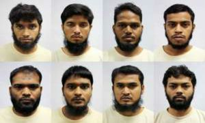 Singapore bắt 8 người âm mưu tấn công khủng bố