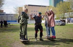 Chùm ảnh đặc nhiệm Spetsnaz Nga phô diễn sức mạnh đáng gờm