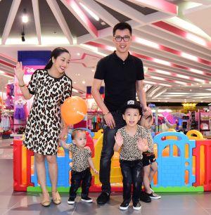 Ốc Thanh Vân bất ngờ bật mí muốn sinh thêm con thứ 4