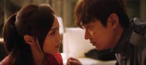 """Phát ghen với cảnh Lee Min Ho """"khóa môi"""" Đường Yên"""