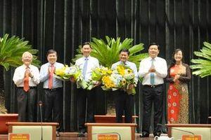 TP Hồ Chí Minh có 2 Phó Chủ tịch mới