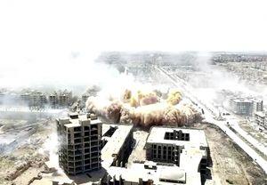 Video: Khủng bố Al-Nusra đánh bom đường hầm tại tây Aleppo