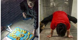 15 năm tủi nhục của 'nhà vô địch ăn xin' Trung Quốc