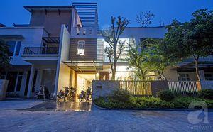 Mãn nhãn với ngôi biệt thự 75m² có kinh phí hoàn thiện 2,5 tỉ đồng ở Hà Nội