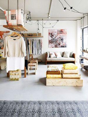 28 mẫu giá treo quần áo vừa gọn gàng vừa thời trang