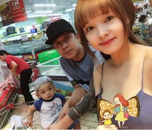 Vợ hotgirl của Lê Hoàng The Men ngày càng đẹp hút mắt