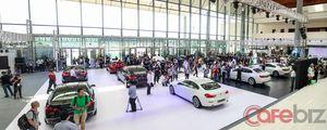 Trải nghệm những mẫu xe đẹp mắt tại triển lãm BMW World Vietnam 2016