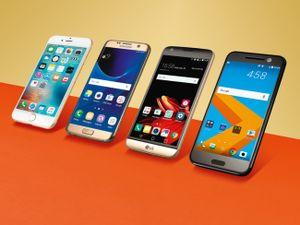 Đọ thời lượng pin của 6 smartphone hàng đầu và cái kết... bất ngờ