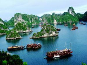 Chấn chỉnh hoạt động kinh doanh du lịch trên vịnh Hạ Long
