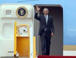 Tổng thống Barack Obama thăm TPHCM