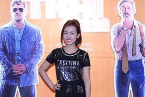 """DJ Trang Moon xinh đẹp đi gặp """"Những chàng trai ngoan"""""""