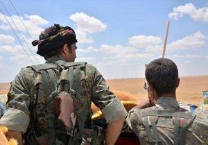 Ảnh: Lực lượng SDF giải phóng làng mạc ở thủ phủ Raqqa