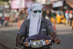 Hình ảnh đáng sợ về nắng nóng đến 51 độ C ở Ấn Độ