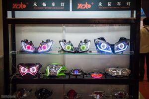 Một vòng triển lãm Sài Gòn Autotech 2016