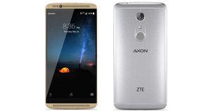 ZTE Axon 7: Designworks thiết kế, Snapdragon 820, RAM 6 GB, camera 20 MP, giá dưới 500 USD