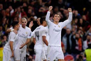 Real Madrid của Ronaldo là ứng viên vô địch may mắn nhất lịch sử Champions League
