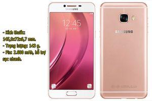 Trên tay smartphone 'nhái' iPhone 6s Plus vừa được Samsung ra mắt