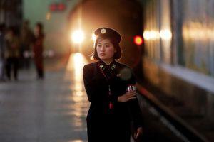 Chùm ảnh các ga tàu điện ngầm ở Bình Nhưỡng