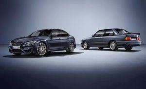 """Ra mắt bản đặc biệt BMW M3 """"30 Years M3"""" Edition"""