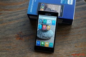 Đánh giá Philips V787: máy đẹp, pin khỏe, giá hợp lý