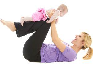 Làm sao giảm mỡ bụng sau khi sinh hiệu quả?
