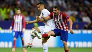 Real vs Atletico (1-1): 'Đấu súng' tranh ngai vàng