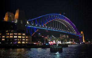 Rực rỡ lễ hội ánh sáng Vivid Sydney 2016