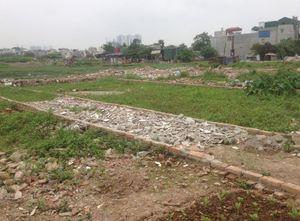 Giữa Thủ đô: Ồ ạt băm ruộng, phân lô xây nhà trái phép
