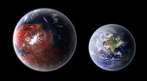 7 nơi tiềm năng có người ngoài hành tinh trú ngụ