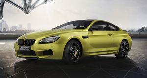 BMW giới thiệu M6 Coupe bản đặc biệt, công suất 600 mã lực