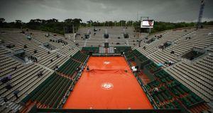 Tennis ngày 31/5: Roland Garros hoãn các trận đấu do trời mưa. Kyrgios giận giữ trên mạng xã hội