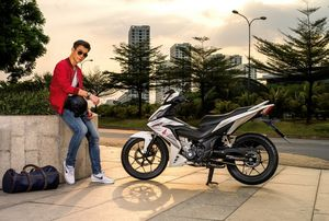 """[QC] """"Lái chất Sống trọn"""" cùng mẫu xe côn tay mới của Honda Việt Nam"""