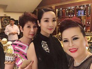 Bí mật bên trong căn biệt thự dát vàng của gia đình chồng Tăng Thanh Hà